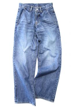 MODERATE DENIM SLACKS BL