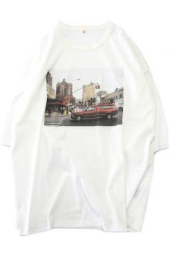 OLD TOWN TEE WH