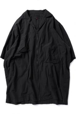 W POCKET ZIP SHIRT