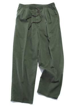 WORK WIDE TROUSERS OL