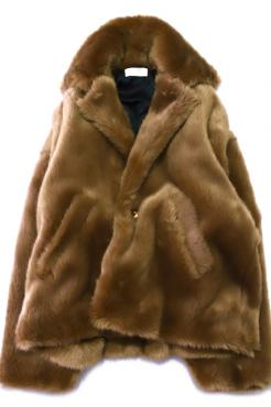 Jewels Fur Jacket