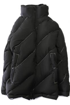 REGIMENTAL DOWN JACKET